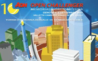 L'AON Open Challenger – Giorgio Messina