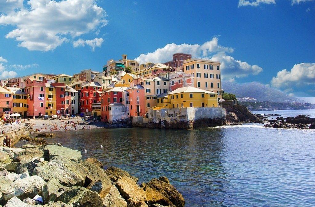 Il Centro storico di Genova