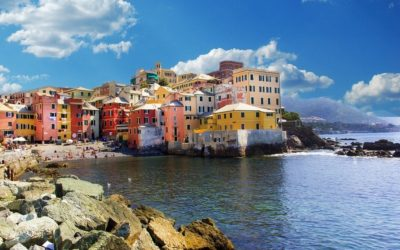 Boccadasse antico borgo marinaro Genovese
